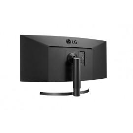 Monitor LG panorámico curvo polivalente (Panel IPS: 3440x1440px, 21:9, 1000:1, 60Hz, 5ms)