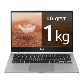 LG Gram Ultraligero 13Z990-G, Windows 10 Home, i5, 8 GB, SSD 128GB