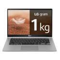 LG Gram 14Z990-V, Windows 10 Home, i7, 8 GB, 256 GB SSD