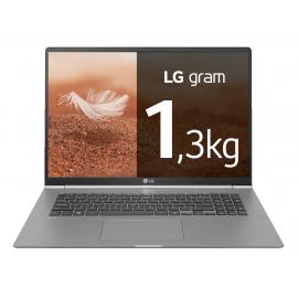 "Portátil LG Gram 17Z990-V ultraligero de 17"""