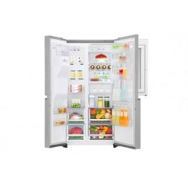 Frigorífico LG GSX961NSVZ, Instaview Door-in-Door, 1,79m, A++, capacidad de 601l, Acero Antihuellas