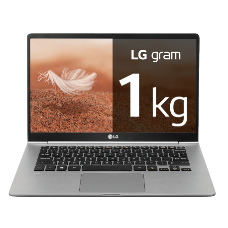 "Portatil LG Gram Windows 10 Home. Portátil ultraligero de 35,5cm (14,0"")  Intel i5 8ª gen., 8GB RAM, 256GB SSD)"