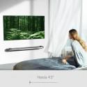 """Instalación TV en Pared (Hasta 43"""")"""