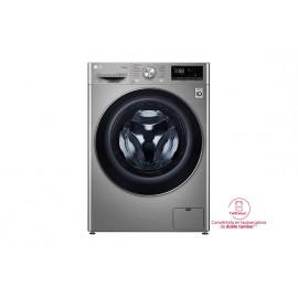 Lavasecadora LG inteligente 10,5/7kg, 1400rpm, A, Inox Antihuellas Serie 7