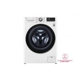 Lavasecadora LG inteligente 10,5/7kg, 1400rpm, A, Blanca, Serie 9