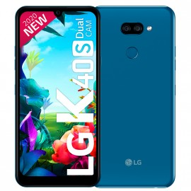 Outlet LG K40S Smartphone Dual CAM
