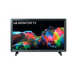 "Smart TV/Monitor LG , 61cm/24"" con pantalla LED HD"