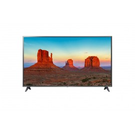 LG Ultra HD TV 4K con Inteligencia Artificial, Procesador Quad Core, 3xHDR, Sonido Ultra Surround