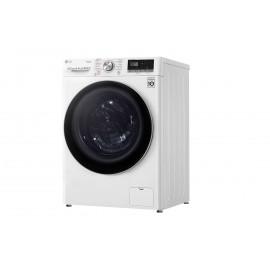 Lavasecadora LG inteligente 9/6kg, 1400rpm, A, Blanca, Serie 7