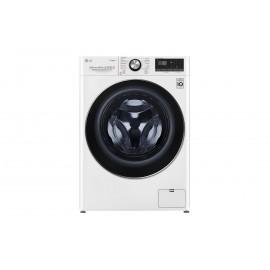 LG Lavadora inteligente fondo especial 47cm, 8,5kg, 1200rpm, A+++(-30%), Blanca, Serie 9