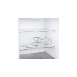Frigorífico Combi LG Serie 7+, 1,86m, Blanco Antihuellas