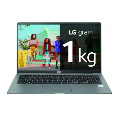 Portatil LG Gram 15Z90N-VAP72B Windows 10 Pro - Portátil ultraligero de 39,6cm (15'')