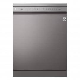 Lavavajillas LG acero inoxidable con tecnología QuadWash™