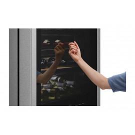 Vinoteca Gourmet LG SIGNATURE (1,79m, capacidad para 65 botellas, Acero Inoxidable Premium Texturizado)