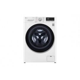 Outlet LG Lavasecadora inteligente 8/5kg, 1400rpm, A, Blanca, Serie 4