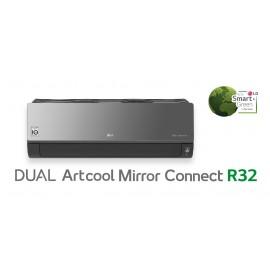 Outlet Artcool Mirror09 Connect R32: Aire Acondicionado con bomba de calor inverter A++/A+ y 10 años de garantía