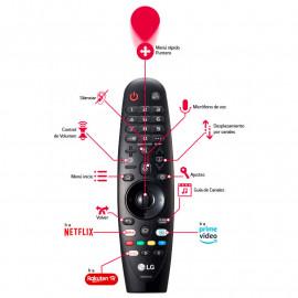 "LG Smart TV UHD 4K 164cm (65"") con Inteligencia Artificial"
