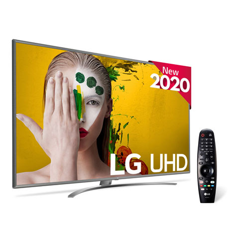 "LG Smart TV UHD 4K 189cm (75"") con Inteligencia Artificial"