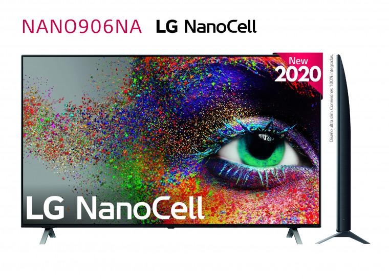 """LG NanoCell 4K 217cm (88"""") Full Array Smart TV"""