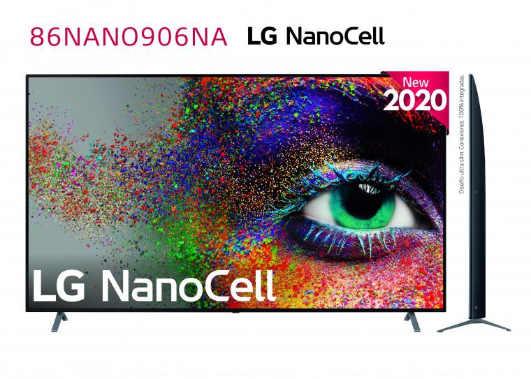 """LG NanoCell 4K 217cm (86"""") Full Array Smart TV"""