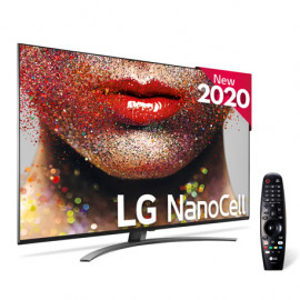 "LG NanoCell 4K 164cm (65"") Local Dimming Smart TV con Inteligencia Artificial"