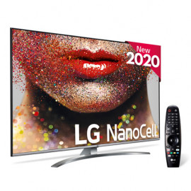 "LG NanoCell 4K 139cm (55"") Local Dimming Smart TV con Inteligencia Artificial"