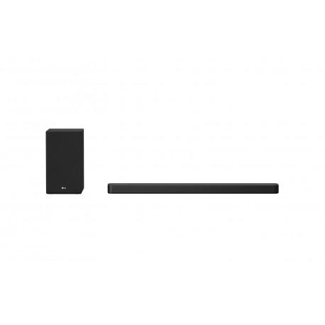 Barra de sonido Hi-Res con Dolby Atmos, 24 bits / 96 kH