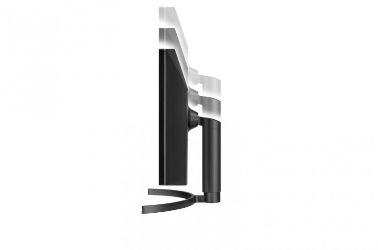 LG Monitor UltraWide Curvo