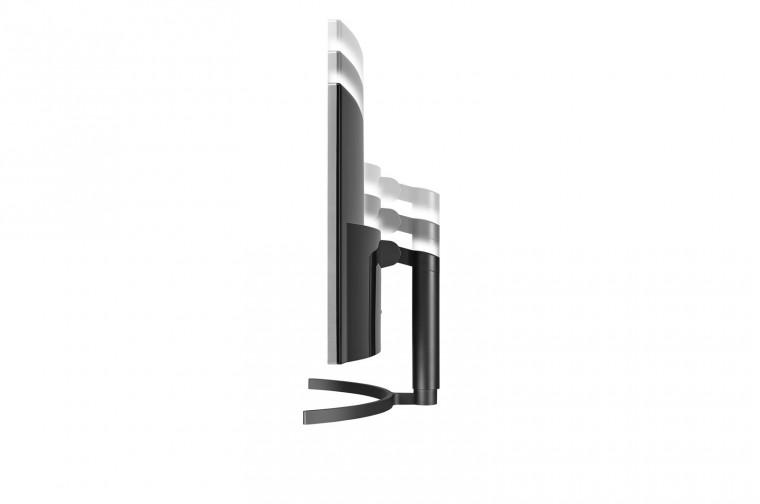 LG Minitor UltraWide Curvo