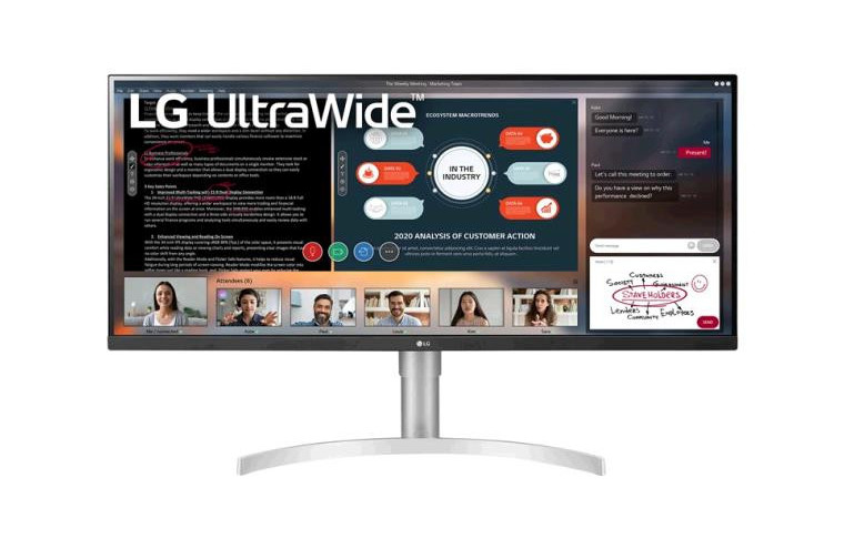 """LG Monitor Ultrawide 86,36cm/ 34"""""""