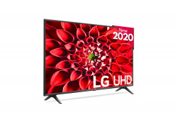 LG  SMART TV UHD 4K con Inteligencia Artificial, 126cm (50'')