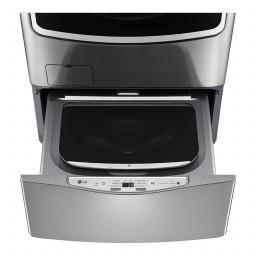 Outlet Lavadora LG TWINWash™ Mini 3,5 kg 700 RPM Inox Antihuellas