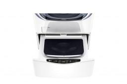 Outlet Lavadora LG TWINWash™ Mini 3,5 kg 700 RPM Blanca