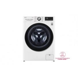 Lavasecadora LG  inteligente 9/6kg, 1400rpm, A, Blanca, Serie 9