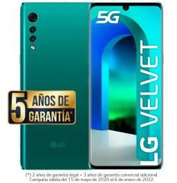 LG VELVET 5G Verde